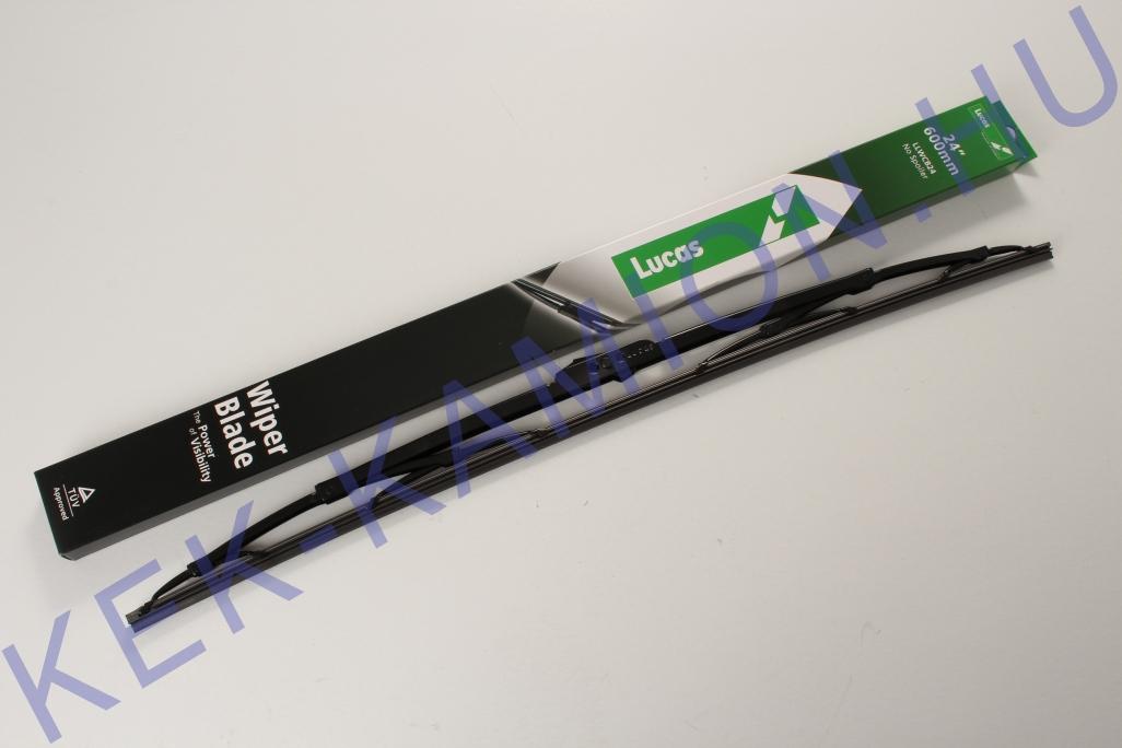 Ablaktörlő lapát 610mm LUCAS Conventional 24col