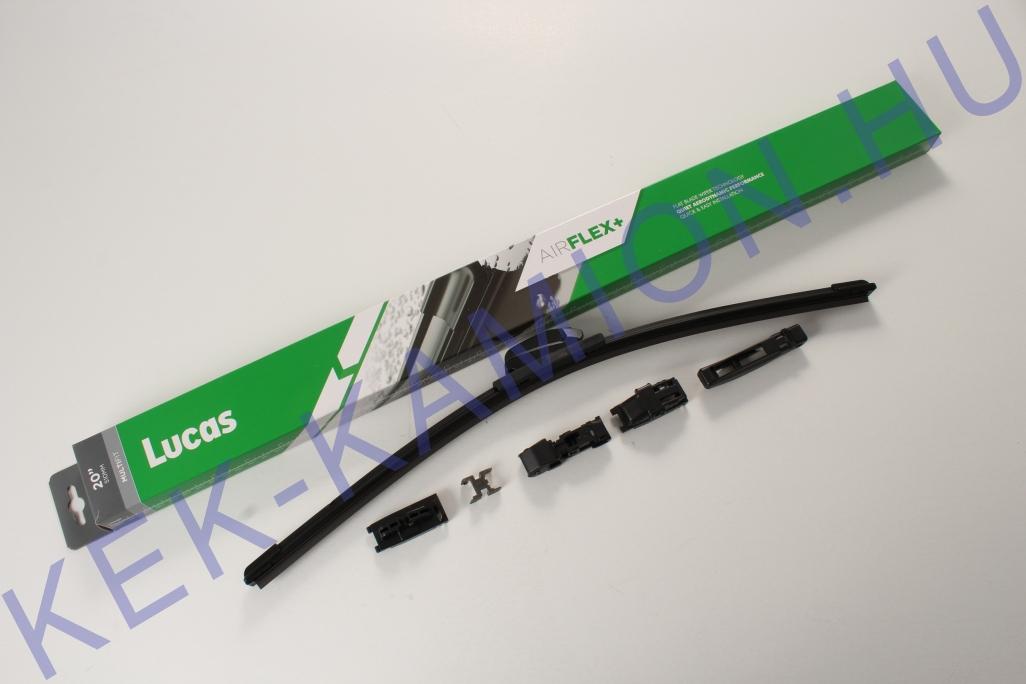 Ablaktörlő lapát flexibilis 510mm LUCAS 20col