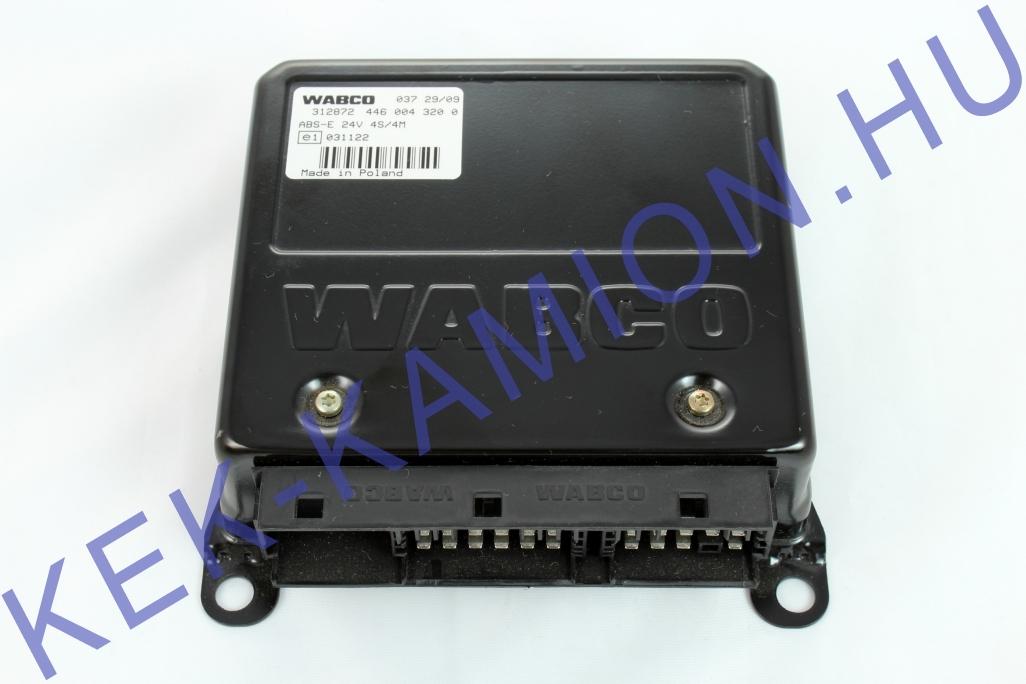 WABCO ABS E elektronika 4S/4M