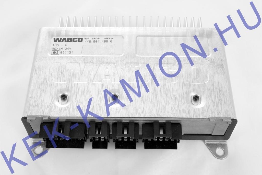 Elektronik ABS-D 4S/4M 24V