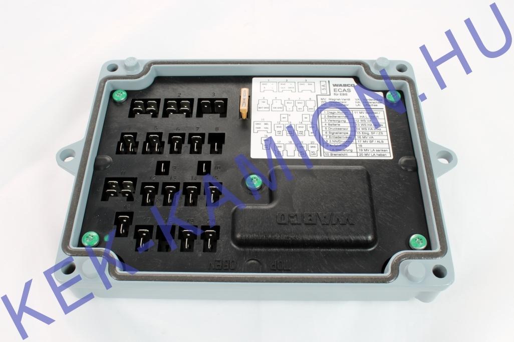 ECAS-Elektronik 6X0