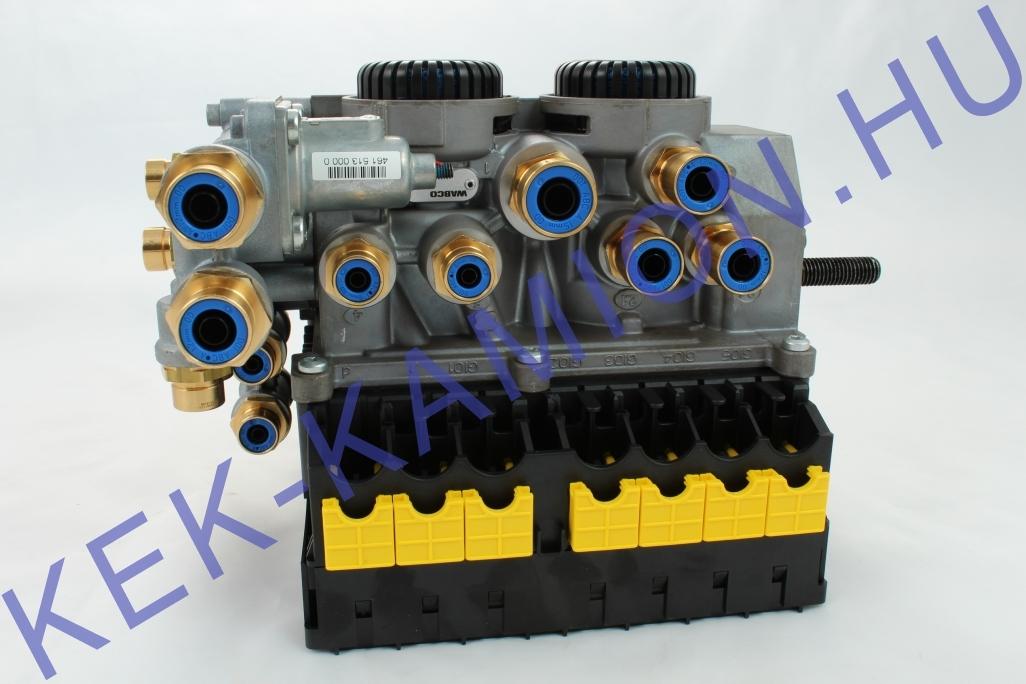 WABCO EBS tengelymodulátor 4S/3M